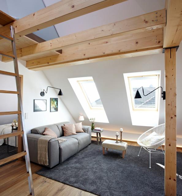 Vacation rental w7 modern wohnzimmer m nchen von for Innenarchitektur design wohnzimmer