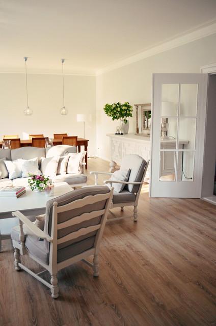 villa in westend - klassisch - wohnzimmer - berlin - von town, Wohnzimmer