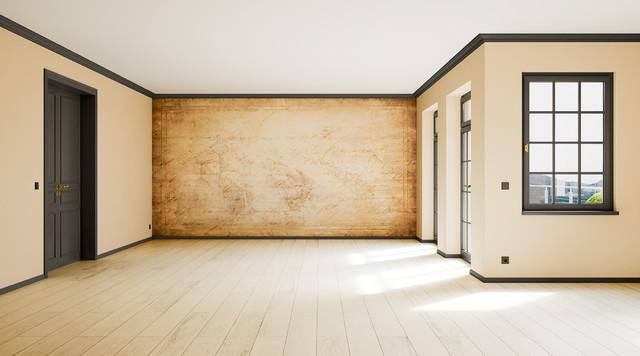 Vintage retro minimalistisch wohnzimmer düsseldorf von makasa