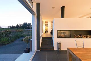 vom gartenhof zum atrium minimalistisch wohnbereich hannover von rott schirmer. Black Bedroom Furniture Sets. Home Design Ideas