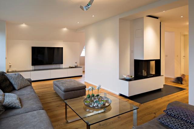 Wohnbereich Mit Ofen Modern Wohnbereich Sonstige Von Stefan