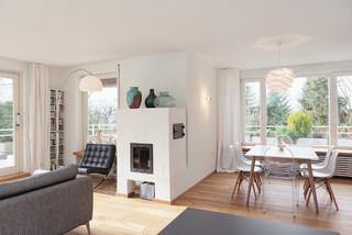 Wohnen wie in skandinavien skandinavisch wohnbereich for Uhren skandinavien