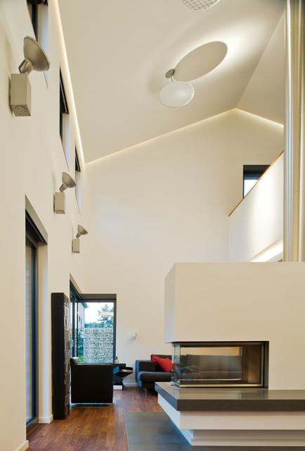 wohnhaus im seelhorster garten klassisch modern wohnbereich hannover von bartels architektur. Black Bedroom Furniture Sets. Home Design Ideas