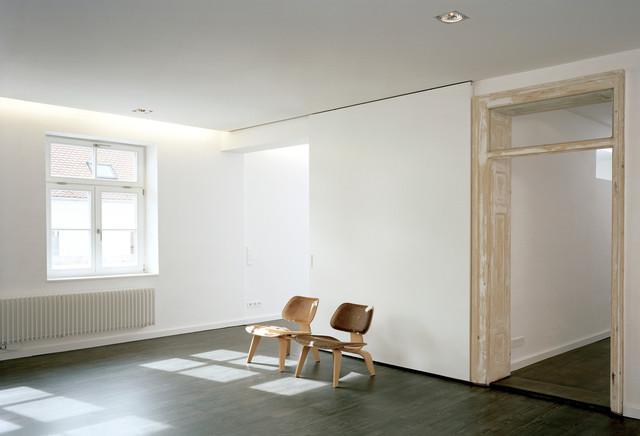 Wohnung vb m nchen minimalist minimalistisch wohnzimmer m nchen von matthias bj rnsen - Minimalisten wohnung ...