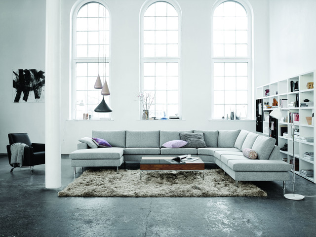 Wohnzimmer Contemporary Family And Games Room