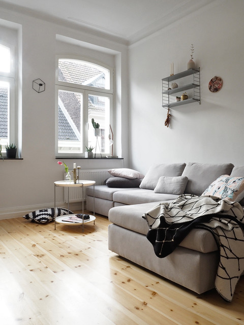 Wohnzimmer Scandinavian Family Games Room Cologne By