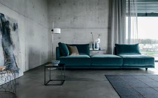 wohnzimmer cube lounge von ip design modern. Black Bedroom Furniture Sets. Home Design Ideas
