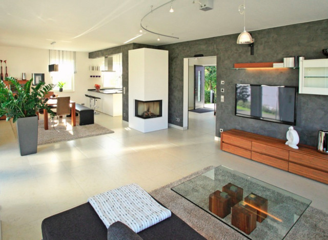Wohnzimmer Mediterran Modern: . . .