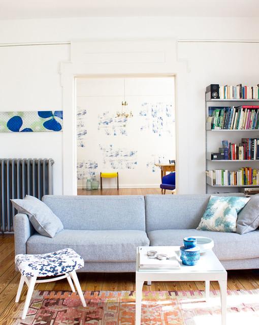 wohnzimmer eklektisch wohnbereich hamburg von oh. Black Bedroom Furniture Sets. Home Design Ideas