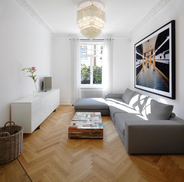 Wohnzimmer for Minimalistisch wohnen vorher nachher