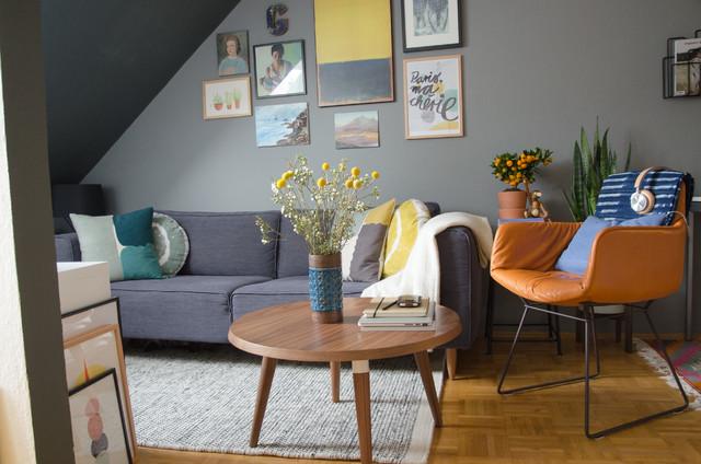 Zu Besuch Bei Igor Happy Interior Blog modern-wohnbereich