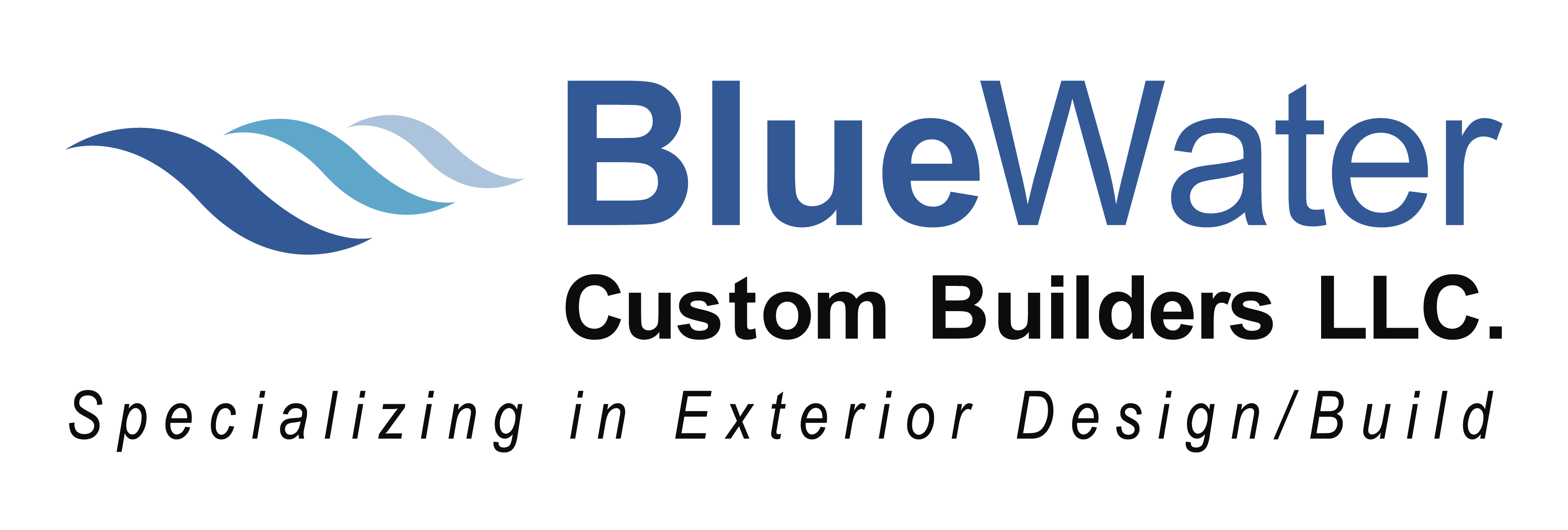 Bluewater Custom Builders Logo