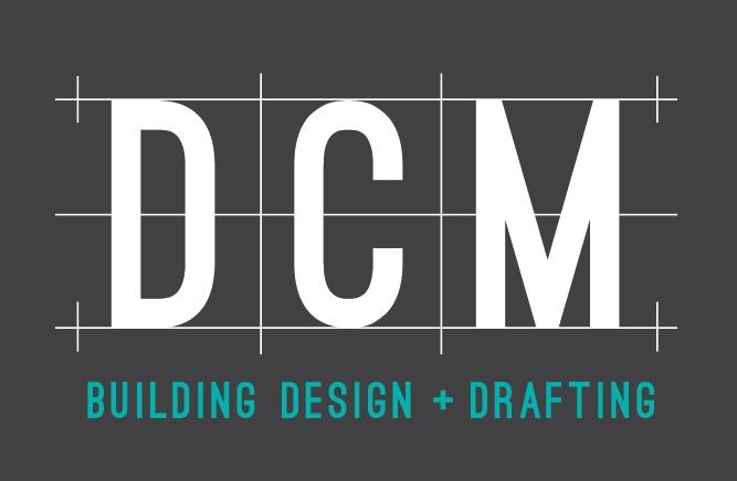DCM Building Design & Drafting logo