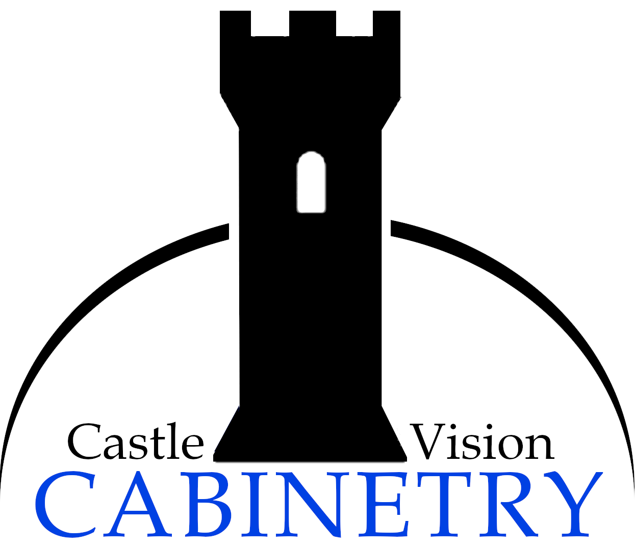 Castle Vision Cabinetry logo