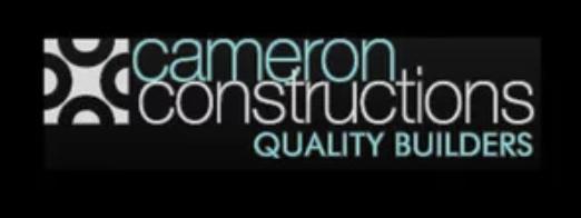 Cameron Constructions logo