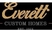 Everett Custom Homes logo