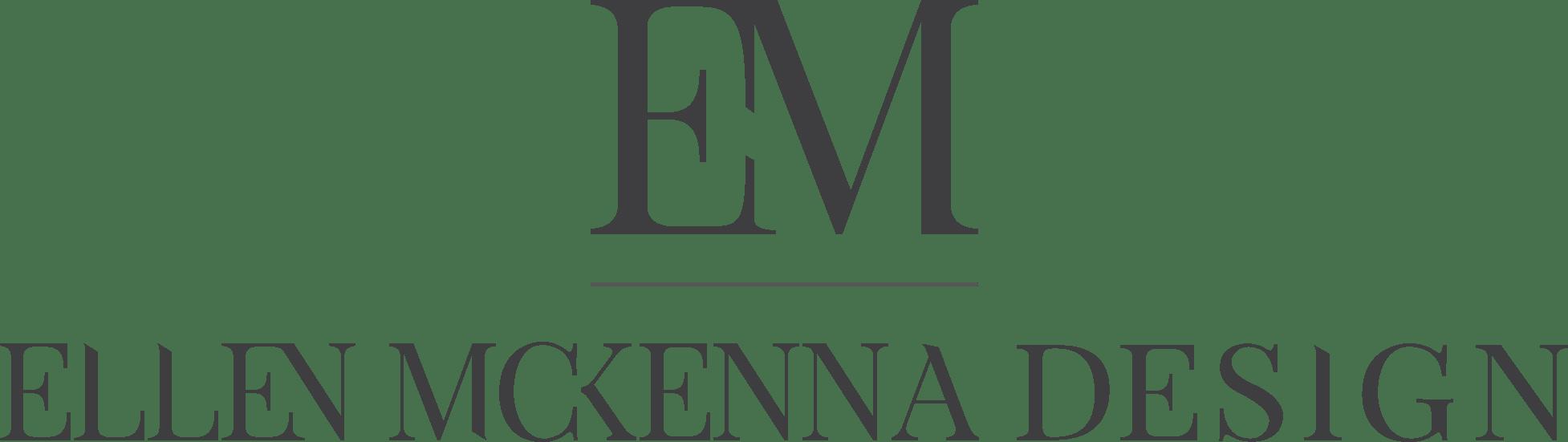 Ellen McKenna Design logo