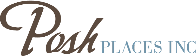 Posh Places Logo