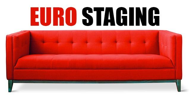 EURO STAGING logo