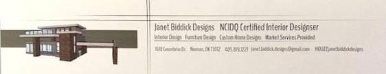 Janet Biddick Designs
