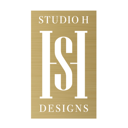 Studio H Designs, Inc. logo