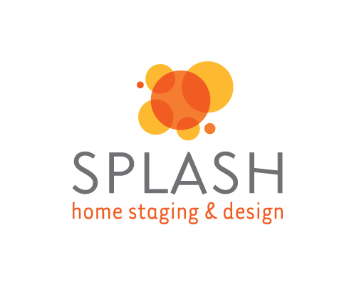 Splash home staging logo