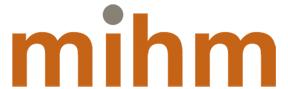 Logo für Bau- und Möbelschreinerei Mihm GmbH & Co.KG