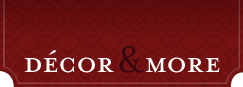 Decor & More, LLC Logo