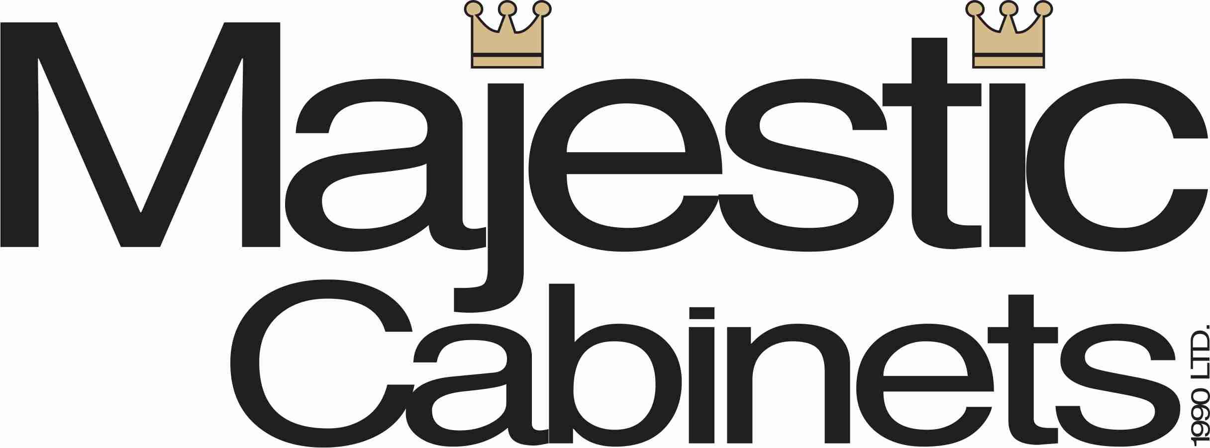 Majestic Cabinets logo