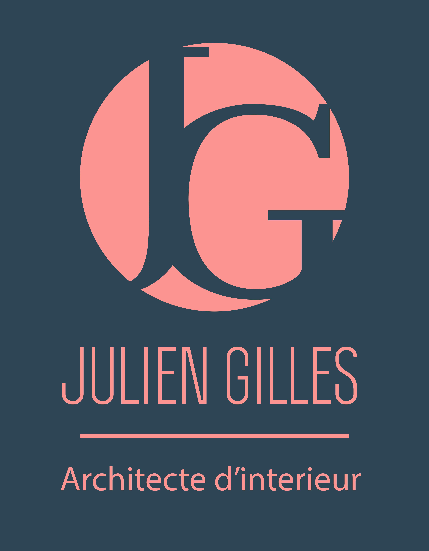 Julien Gilles Architecte d'Intérieur Logo