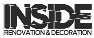 Logo Inside Rénovation & Décoration d'intérieurs