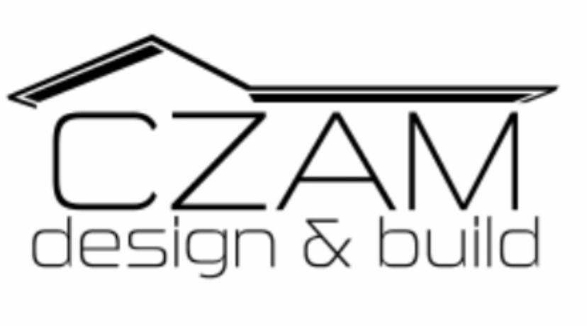 CZAM Design & Build logo