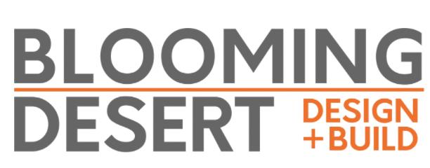 Blooming Desert Design + Build logo