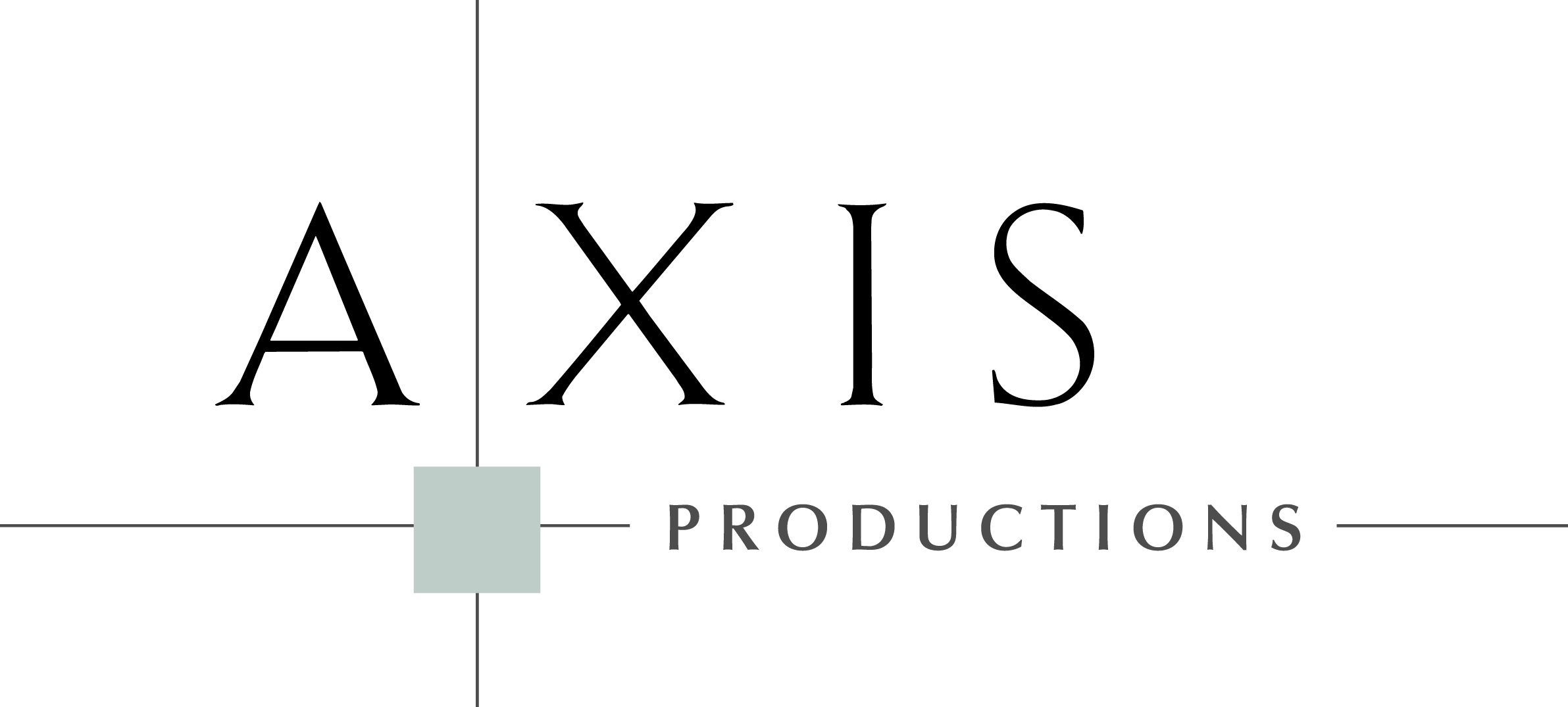 AXIS Productions logo