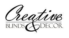 Creative Blinds & Decor logo