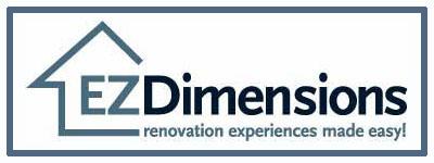EZDimensions - Home Renovation Design to Permits logo