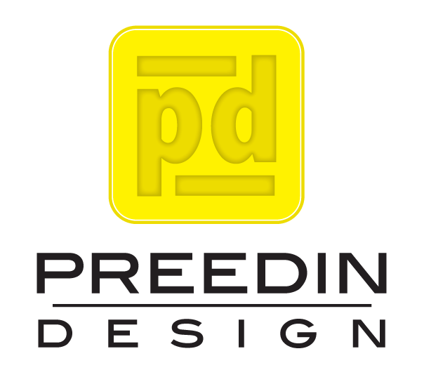 Preedin Design logo