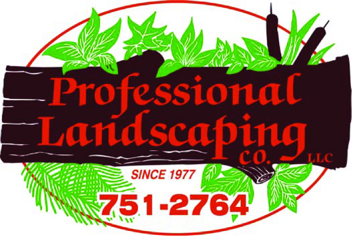 Professional Landscaping Company logo