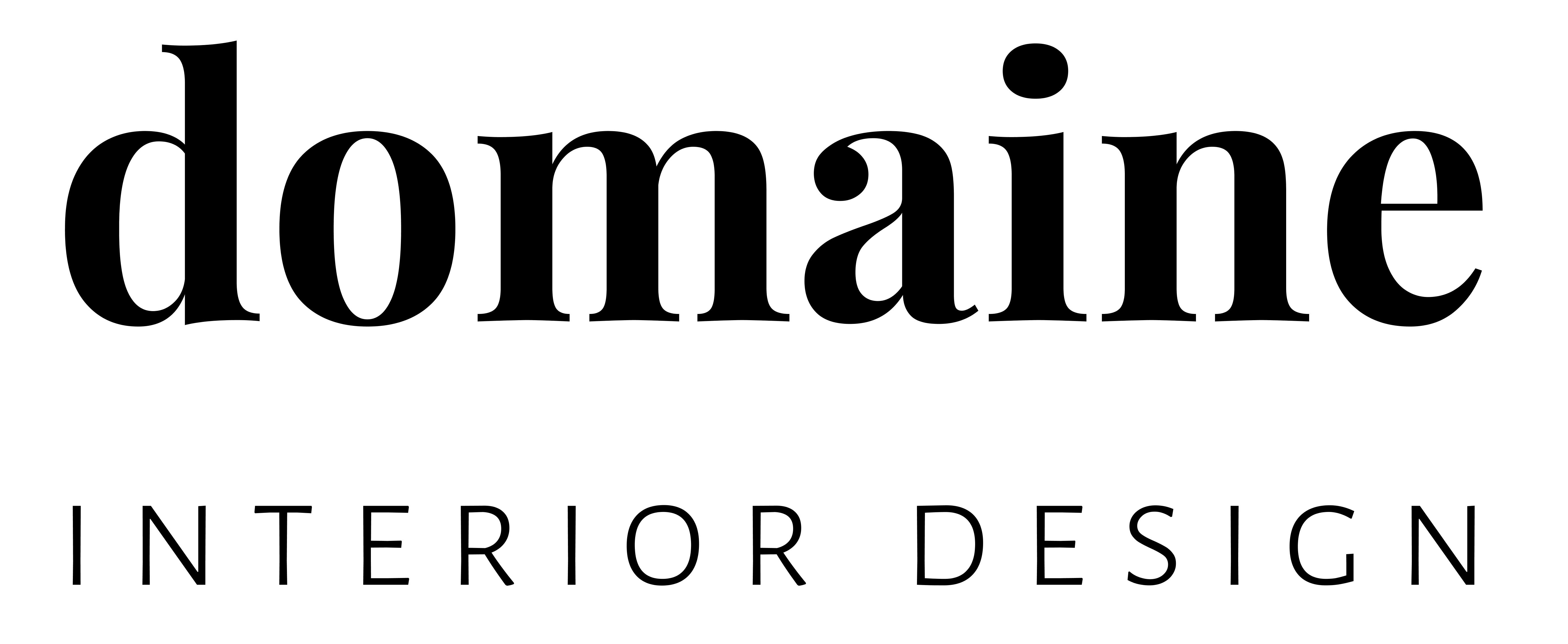 Domaine Interior Design logo
