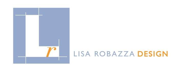 Lisa Robazza Design Logo
