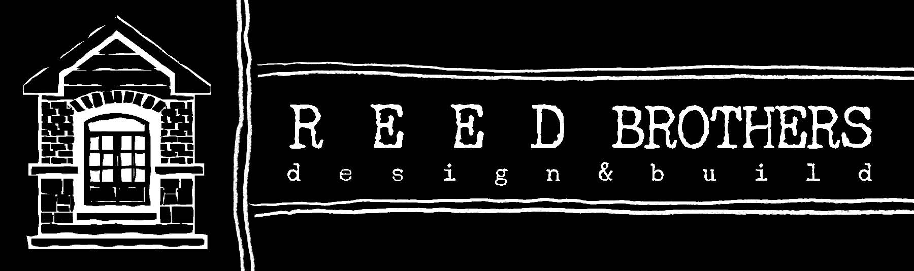 REED BROTHERS design & build logo