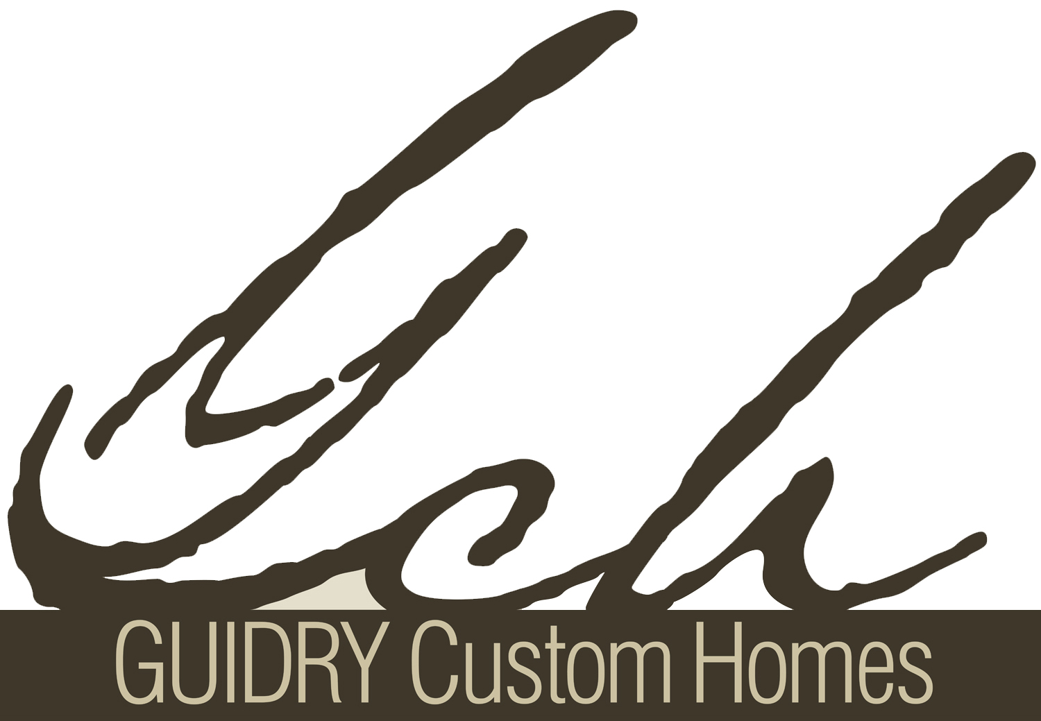 Guidry Custom Homes, Inc. logo