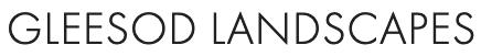 Gleesod Landscapes logo