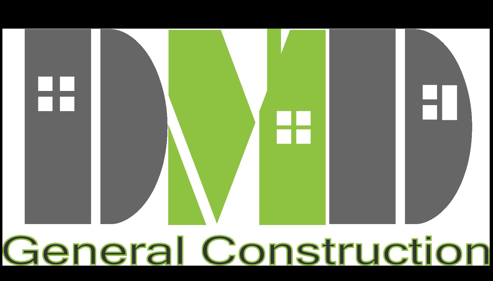 DMD General Construction, Inc. logo