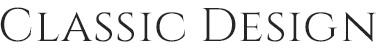 Classic Design logo