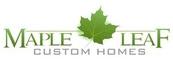 Maple Leaf Custom Homes logo