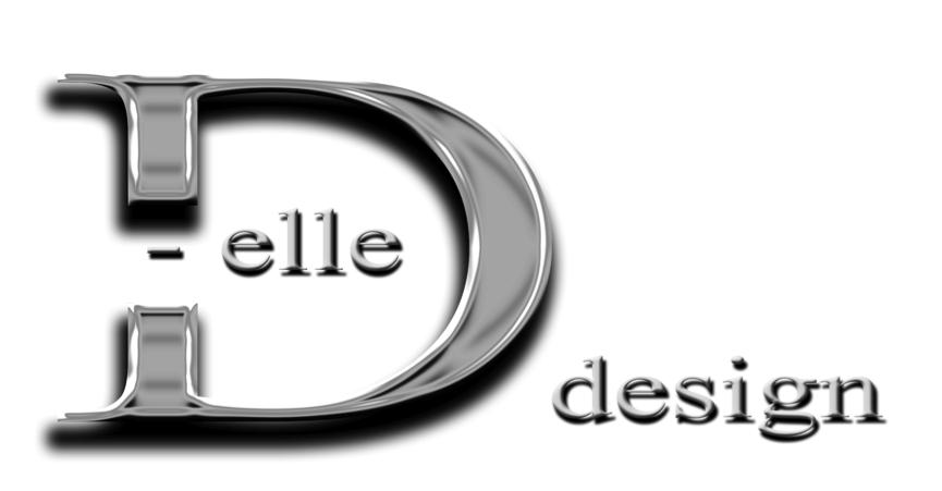 D-elle Design Logo