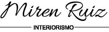 Miren Ruiz Interiorismo logo