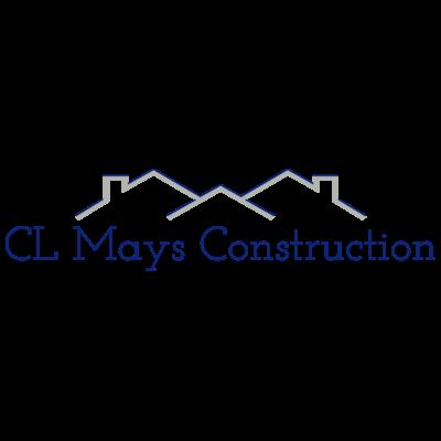 CL Mays Construction Logo