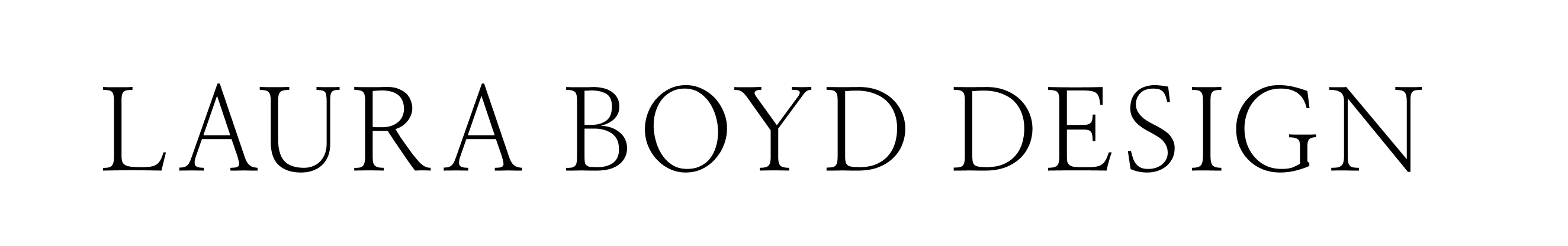 Laura Boyd Design logo